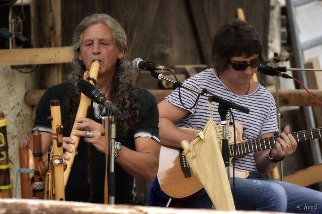 Acoustic-Line: WOLFSHEART & ROBERT HORAK