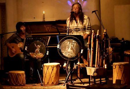 MUSIC ON FLOW: WOLFSHEART & ROBERT HORAK