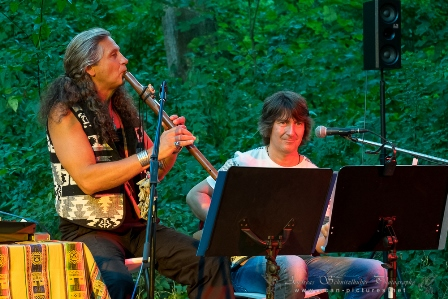 MUSIC ON FLOW: WOLFSHEART & ROBERT HORAK 2